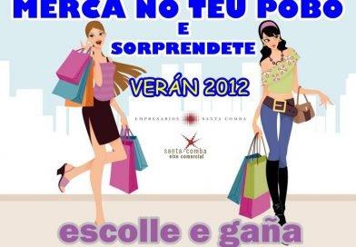 CAMPAÑA VERÁN 2012 SECTOR COMERCIO