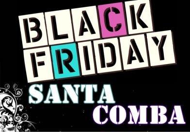 Black Friday Santa Comba