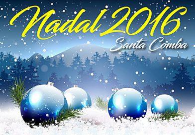 Nadal Santa Comba – Merca no teu pobo