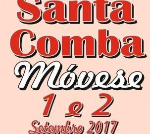 Santa Comba Móvese – 1 e 2 de Setembro