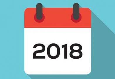 Resumo de actuacións 2018