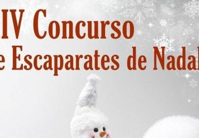 XIV Concurso de Escaparates de Nadal