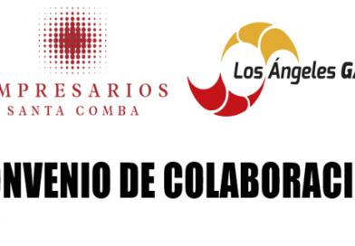 Convenio de Colaboración con Los Ángeles Gas