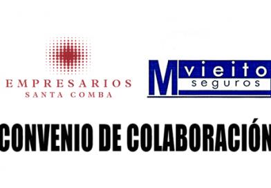 Convenio de colaboración con Seguros M. Vieito
