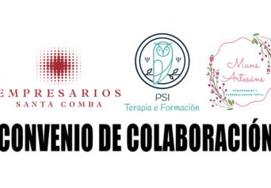 Convenio de Colaboración con PSI Terapia e Formación e Máns Artesáns