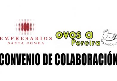Convenio de Colaboración con Ovos A Pereira