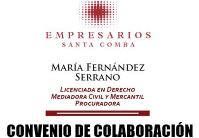 Convenio de colaboración con María Fernández Serrano