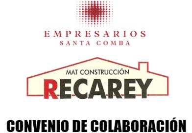 Convenio de Colaboración con Recarey Mat. Construción