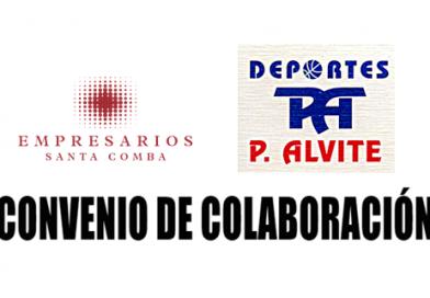 Convenio de Colaboración con Deportes Alvite