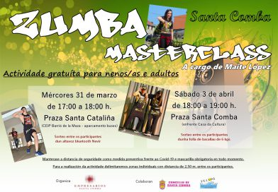Zumba Masterclass Semana Santa