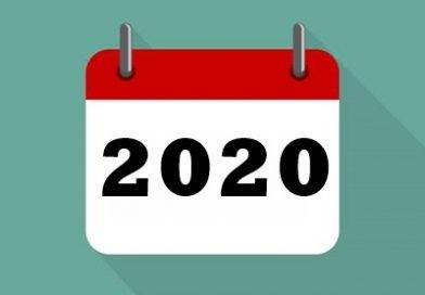 Resumo de actuacións 2020