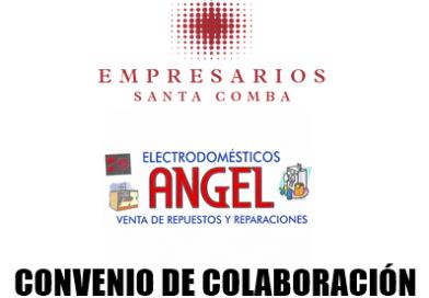 Convenio de Colaboración con Electrodomésticos Ángel