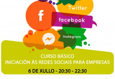 Formación: Iniciación as redes sociais – Cartelería dixital